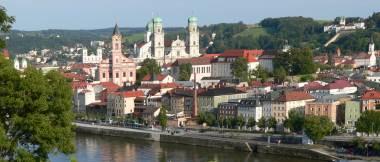 Ausflugstipps Bayerischer Wald Tagesausflug Passau