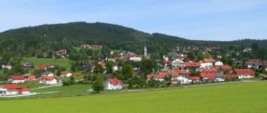 Ferienhäuser im Bayerischen Wald in Bayern