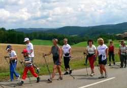 Nordic Walking Kurse im Bayernurlaub